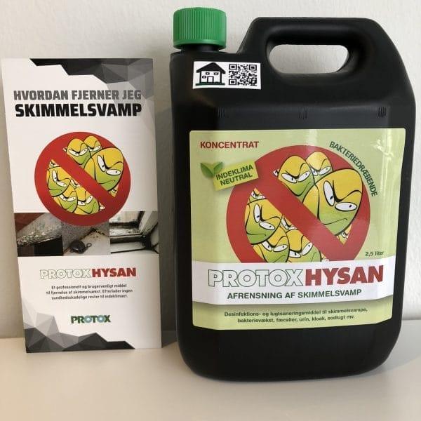 Protox Hysan 2,5 ltr