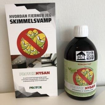 Protox Hysan skimmelprodukt