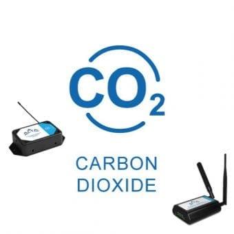 CO2 sensor til måling