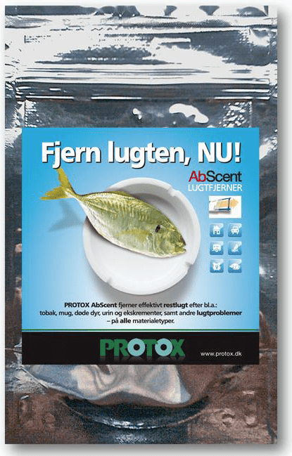 Lugtfjerner Protox Abscent