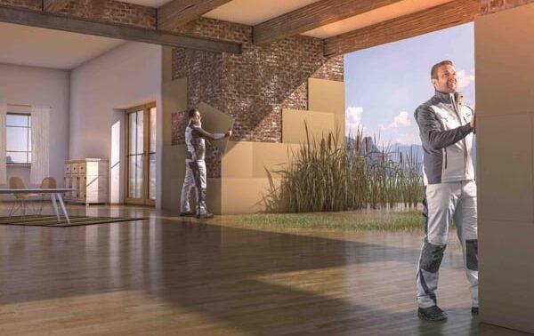 Eco Power Protect skimmelresistent efterisolering i kældre og ældre bygninger